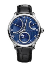 Masterpiece Moon Retrograde 43 mm MP6588-SS001-431-1