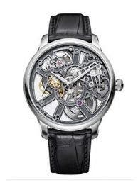 Maurice Lacroix - MASTERPIECE Skeleton 43 mm MP7228-SS001-003-1