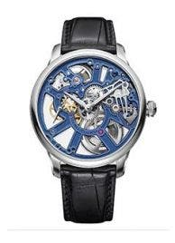 Maurice Lacroix – MASTERPIECE Skeleton 43 mm MP7228-SS001-004-1
