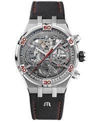AIKON Chronograph Skeleton Automatic Special Edition Mahindra Racing
