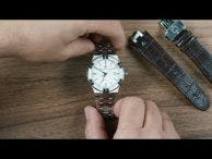AIKON Stainless Steel Strap 45mm ML450-005027