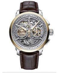 Maurice Lacroix - MASTERPIECE Chronograph Skeleton 45 мм MP6028-PS101-001-1