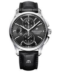 Maurice Lacroix - PONTOS Chronograph 43mm PT6388-SS001-330-1