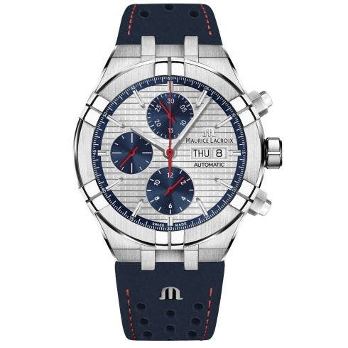 AIKON Automatic Chronograph 44mm Limited Edition AI6038-SS001-133-1