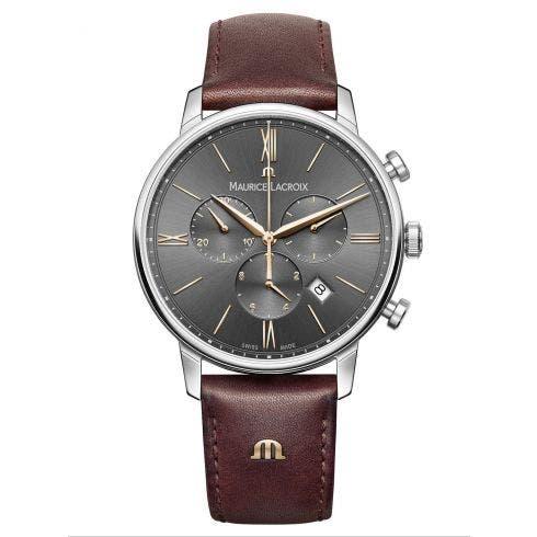 Maurice Lacroix - ELIROS Chronograph 40mm EL1098-SS001-311-1