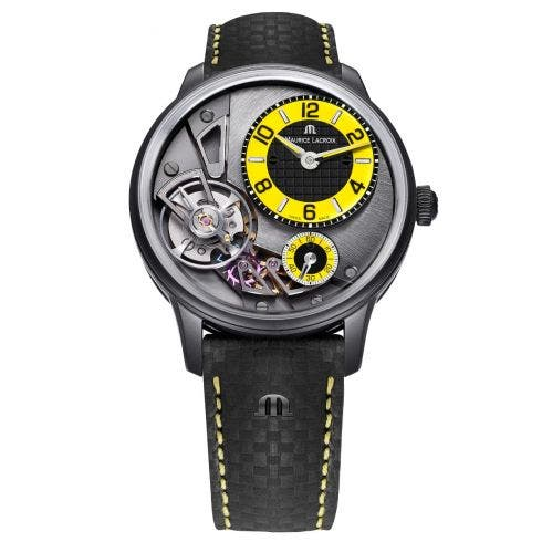Masterpiece Gravity 43mm Limited Edition MP6118-PVB01-332-1