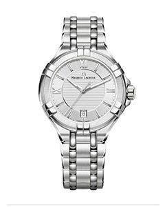 艾美表 - AIKON系列日期腕表,35毫米表款 AI1006-SS002-130-1