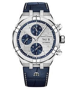 Maurice Lacroix - AIKON Automatic Chronograph 44 мм AI6038-SS001-131-1
