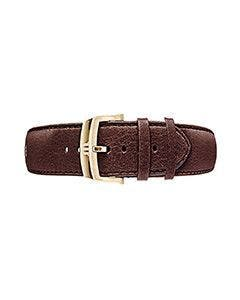 Maurice lacroix - ELIROS Brown Leather Strap 40mm ML740-005012