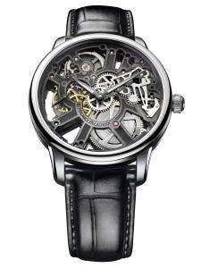 Maurice Lacroix – MASTERPIECE Skeleton 43 mm MP7228-SS001-000-1