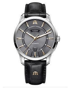 Maurice Lacroix - PONTOS Day Date 41 мм PT6358-SS001-331-1