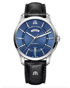 Maurice Lacroix - PONTOS Day Date 41 мм PT6358-SS001-430-1