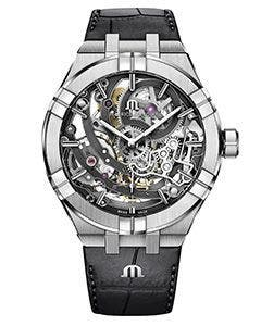 Maurice Lacroix – AIKON Automatic Skeleton 45 mm AI6028-SS001-030-1