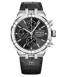 Maurice Lacroix - AIKON Automatic Chronograph 44 мм AI6038-SS001-330-1