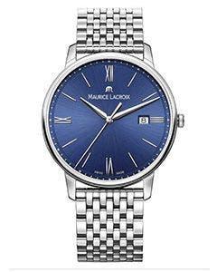 艾美表 - ELIROS系列日期腕表,40毫米表款 EL1118-SS002-410-1