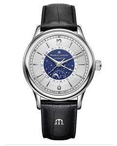 Maurice Lacroix - LES CLASSIQUES Moonphase 40 мм LC6168-SS001-122-1