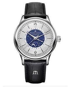 Maurice Lacroix - LES CLASSIQUES Moonphase 40mm LC6168-SS001-122-1