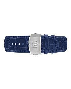 Maurice lacroix - AIKON Blue Calf Leather Strap 42mm ML740-005052