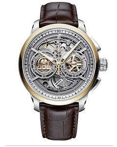 Maurice Lacroix - MASTERPIECE Chronograph Skeleton 45 mm MP6028-PS101-001-1