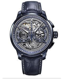 Maurice Lacroix - MASTERPIECE Chronograph Skeleton 45mm MP6028-PVC01-002-1
