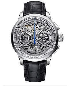Maurice Lacroix – MASTERPIECE Chronograph Skeleton 45 mm MP6028-SS001-001-1