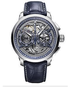 Maurice Lacroix – MASTERPIECE Chronograph Skeleton 45 mm MP6028-SS001-002-1