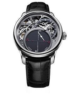 Maurice Lacroix – MASTERPIECE Mysterious Seconds 43 mm MP6558-SS001-095-1