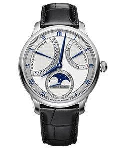 Masterpiece Moon Retrograde 43mm MP6588-SS001-131-1