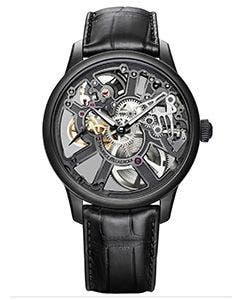 Maurice Lacroix – MASTERPIECE Skeleton 43 mm MP7228-PVB01-005-1