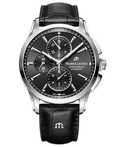 Maurice Lacroix - PONTOS Chronograph 43mm PT6388-SS001-330-1