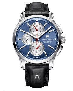 Maurice Lacroix - PONTOS Chronograph 43mm PT6388-SS001-430-1