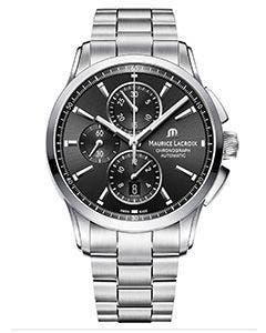 Maurice Lacroix - PONTOS Chronograph 43mm PT6388-SS002-330-1