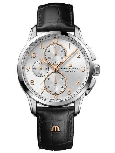 Maurice Lacroix - Pontos Chronograph 43mm PT6388-SS001-220-2