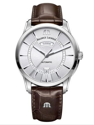Maurice Lacroix - PONTOS Day Date 41mm PT6358-SS001-130-1