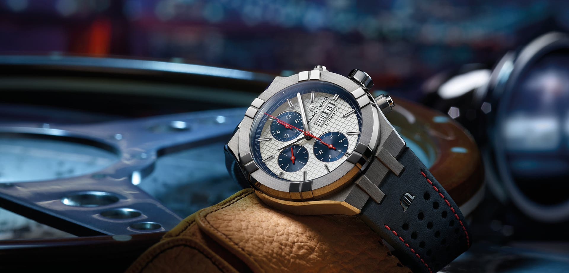AIKON AUTOMATIC CHRONOGRAPH LIMITED EDITION 0678eac4284