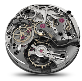 Maurice Lacroix - Movements - Masterpiece Chronograph