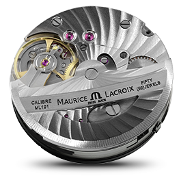 Maurice Lacroix - Mouvements - Masterpiece Double Retrograde